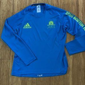 Adidas ClimaCool Boston Marathon Long Sleeve